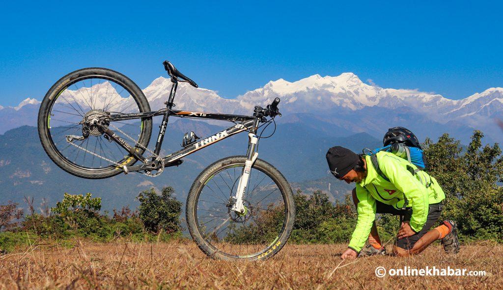 Cycling Lamjung 21