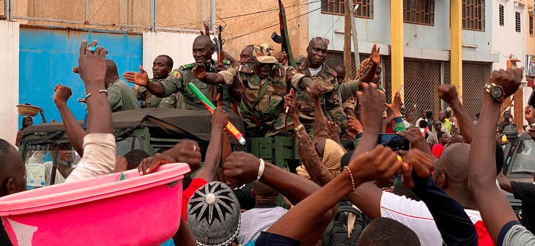 मालीमा सैनिक कु,राष्ट्रपति र प्रधानमन्त्री सेनाको नियन्त्रणमा