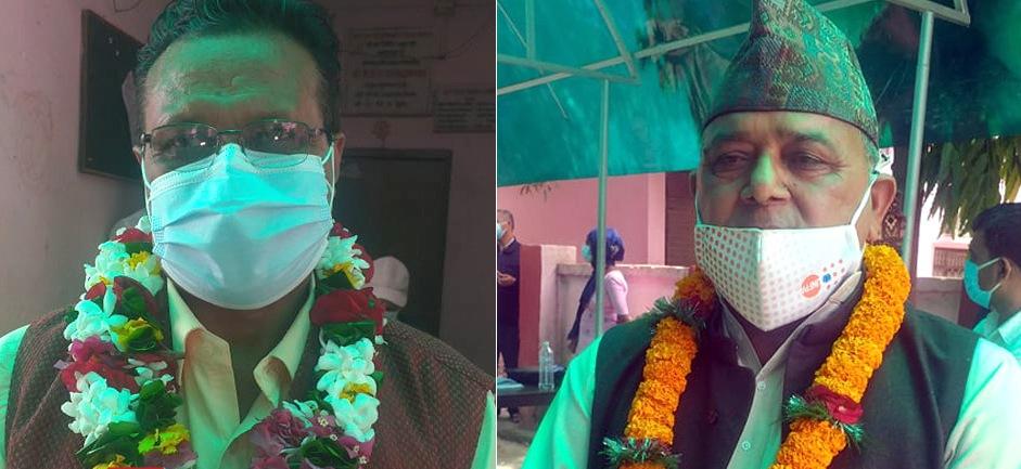 राष्ट्रियसभा उपचुनावका लागि लुम्बिनीमा दुईजनाको उम्मेदवारी