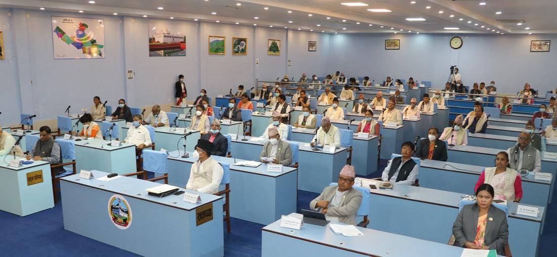 लुम्बिनी प्रदेशसभा बजेट अधिवेशन आजबाट सुरु, कोरोना नियन्त्रणदेखि मुख्यमन्त्रीको राजीनामा माग्ने विपक्षीको तयारी