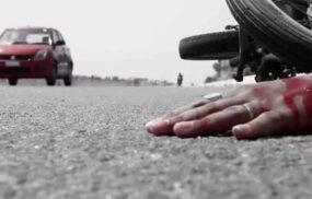 भक्तपुरमा मोटरसाइकल दुर्घटना हुँदा २७ वर्षीय युबकको मृत्यु, दुई जना घाइते