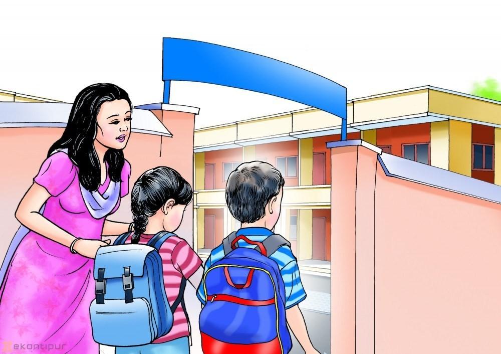असार १ बाट वैकल्पिक माध्यमबाट विद्यार्थी भर्ना अभियान थाल्ने स्थानीय तहहरुको तयारी