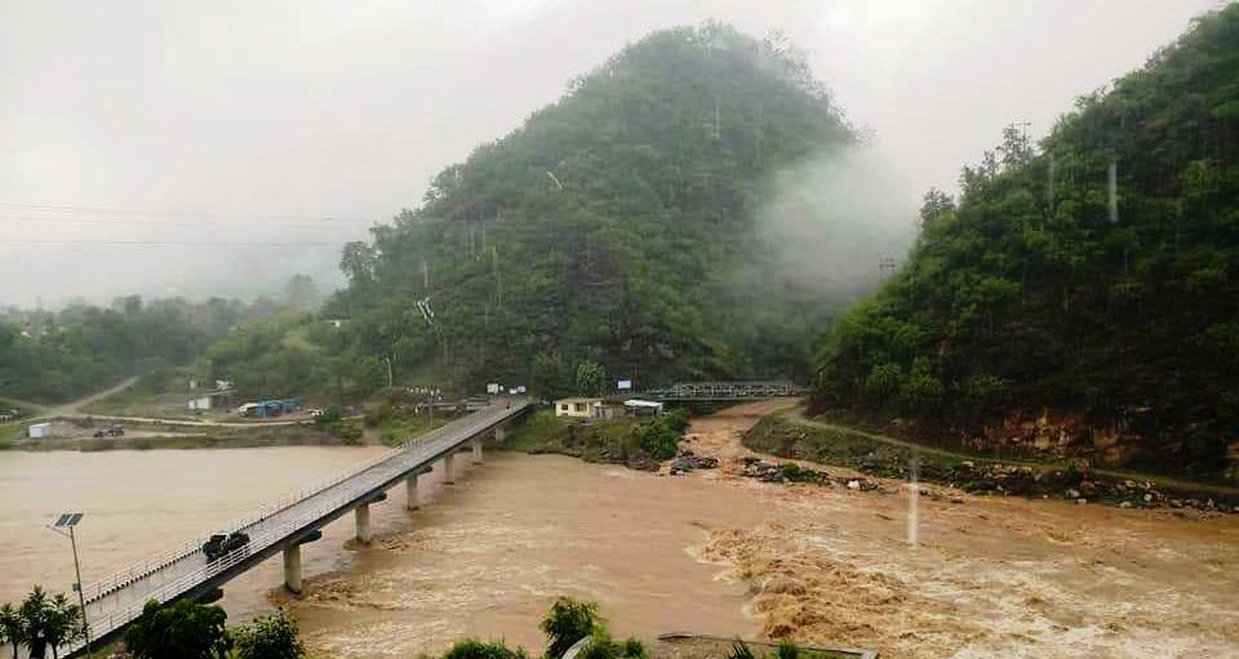 badhi seti river