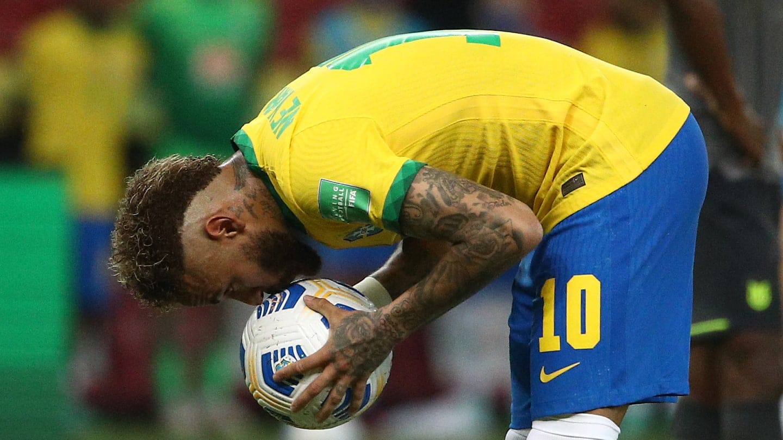 विश्वकप फुटबल छनौटमा ब्राजिलको लगातार छैटौँ जित