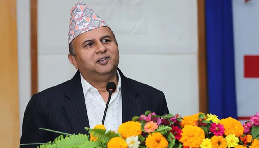 लुम्बिनीमा सरकारलाई ४५ सांसदको समर्थन भएको मुख्यमन्त्री पोखरेलको दाबी